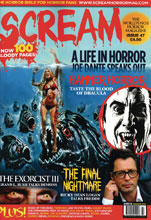 Image: Scream Magazine #51 - Scream Horror Magazine