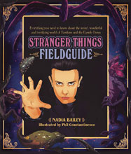 Image: Stranger Things Field Guide HC  - Smith Street Books