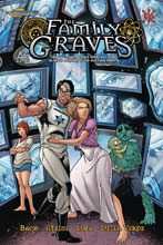 Image: Family Graves #2 - Source Point Press