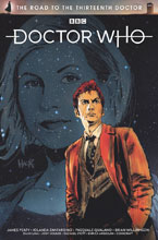 Image: Doctor Who: Road to the 13th Doctor SC  - Titan Comics