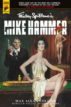 Image: Mike Hammer: Night I Died SC  - Titan Comics