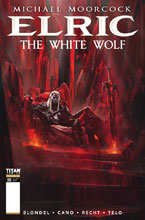 Image: Elric: White Wolf #2 (cover A - Palma) - Titan Comics