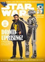 Image: Star Wars Insider #184 (newsstand cover) - Titan Comics