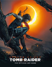 Image: Shadow of Tomb Raider Art Book HC  - Titan Comics