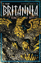 Image: Britannia: Lost Eagles of Rome #4 (cover C incentive - Garres) (20-copy) - Valiant Entertainment LLC