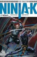 Image: Ninja-K Vol. 02: The Coalition SC  - Valiant Entertainment LLC