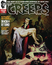 Image: The Creeps #16 - Warrant Publishing Company