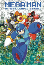 Image: Mega Man Official Complete Works SC  - Udon Entertainment Inc
