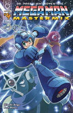 Image: Mega Man Mastermix #4 (cover A - Ariga) - Udon Entertainment Inc
