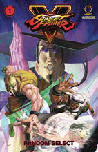 Image: Street Fighter V Vol. 01: Random Select SC  - Udon Entertainment Inc