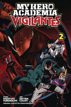 Image: My Hero Academia Vigilantes Vol. 02 GN  - Viz Media LLC