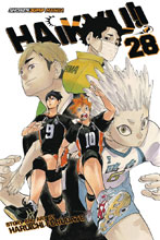Image: Haikyu!! Vol. 28 GN  - Viz Media LLC