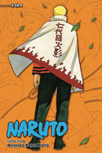 Image: Naruto 3-in-1 Vol. 24 SC  - Viz Media LLC