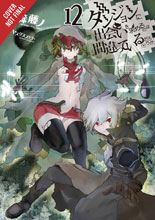 Image: Is It Wrong Try Pick Up Girls in Dungeon? Novel Vol. 12 SC  - Yen On