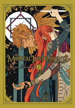 Image: Mortal Instruments Vol. 02 GN  - Yen Press