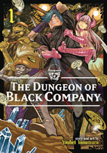 Image: Dungeon of Black Company Vol. 02 GN  - Seven Seas Entertainment LLC
