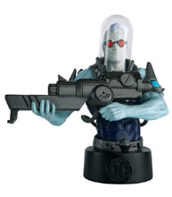 Image: DC Batman Universe Bust Collectible #12 (Mr. Freeze) - Eaglemoss Publications Ltd