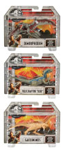 Image: Jurassic World Attack Pack Dino Action Figure Assortment  - Mattel Toys