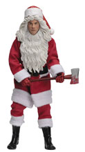 Image: Silent Night Deadly Retro Action Figure: Night Billy  (8-inch) - Neca