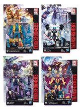 Image: Transformers Gen Power of the Primes Deluxe Action Figure Assortment 201803  - Hasbro Toy Group