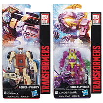 Image: Transformers Gen Power of the Primes Legends Action Figure Assortment 201803  - Hasbro Toy Group
