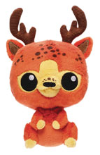 Image: Pop! Funko Monsters Plush: Chester McFreckle  (Regular) - Funko