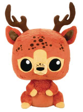 Image: Pop! Funko Monsters Plush: Chester Mcfreckle  (Jumbo) - Funko