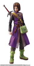 Image: Dragon Quest XI Action Figure: Bring Arts Luminary  - Square Enix Inc