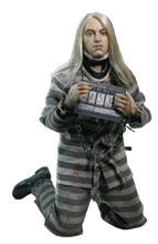Image: Harry Potter Collectible Action Figure: Half Blood Prince - Lucius Malfoy  (1/6 scale) - Star Ace Toys Limited