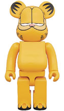 Image: Garfield 400 Be@rbrick  - Medicom Toy Corporation
