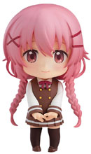 Image: Comic Girls Nendoroid Action Figure: Kaoruko Moeta  - Good Smile Company