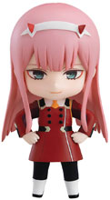 Image: Darling in the Franxx Nendoroid Action Figure: Zero Two  - Good Smile Company