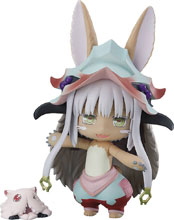 Image: Made in Abyss Nendoroid Action Figure: Nanachi  - Good Smile Company