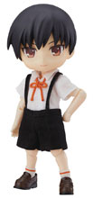 Image: Original Character Nendoroid Doll Action Figure: Ryo  - Good Smile Company