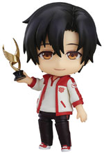 Image: The Kings Avatar Nendoroid Action Figure: Ye Xiu  - Good Smile Company