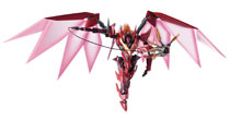 Image: Code Geass Metal Robot Spirits: Guren Type 08 Elements  - Tamashii Nations