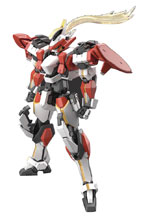 Image: Full Metal Panic Metal Build Action Figure: Laevatein  (version IV) (1/60 scale) - Tamashii Nations