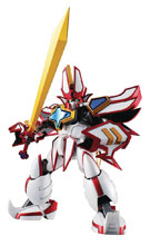 Image: Va Mado King Granzort Action Figure: Super Granzort  (metalic version) - Megahouse Corporation