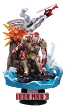 Image: Iron Man MK42 DS-016SP Statue  (dream-select series) (6-inch) - Beast Kingdom Co., Ltd