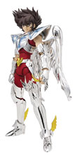 Image: Saint Seiya Action Figure: Pegasus Seiya Saint Cloth Myth  (Heaven version) - Tamashii Nations