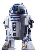 Image: Star Wars Model Kit: R2-D2  (rocket booster version) (1/12 scale) - Bandai Hobby