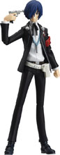 Image: Persona 3 Figma: Makoto Yuki  (movie version) - Good Smile Company