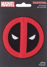 Image: Iron on Patch: Deadpool  - Simplicity Creative Corp.