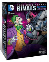 Image: DC Comics DBG Expansion: Batman vs. Joker  - Cryptozoic