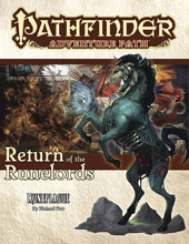 Image: Pathfinder Adventure Path: Return of Runelords  (Part 3 of 6) - Paizo Inc