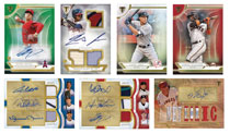 Image: Topps 2018 Triple Threads Baseball Card Box  - Topps Company