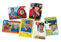 Image: Topps 2018 Heritage Minor League Baseball Card Box  - Topps Company
