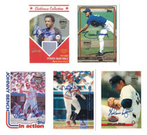Image: Topps 2018 Archives Signature Series Baseball Postseason Card Box  - Topps Company