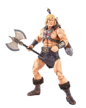 Image: Master of the Universe 1/6 Scale Collectible Figure: He-Man  - Mondo Tees