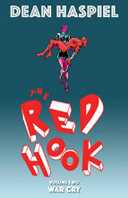 Image: Red Hook Vol. 02: War Cry SC  - Image Comics
